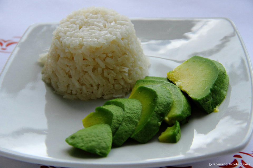Avocado and Rice