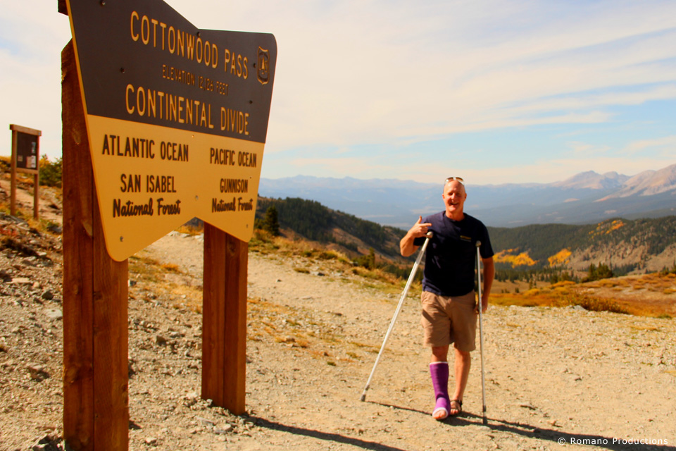 Cottonwood Pass – Continental Divide