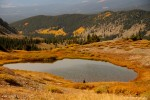 Pond at Cottonwood Pass