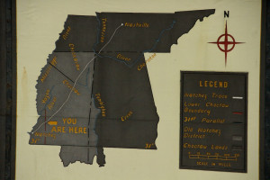 Choctaw Territory